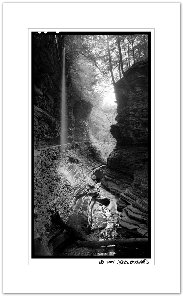 Watkins Glen-Morning-Falls