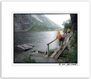 Avalanche Lake Boardwalk