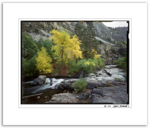 Rush Creek, Autumn